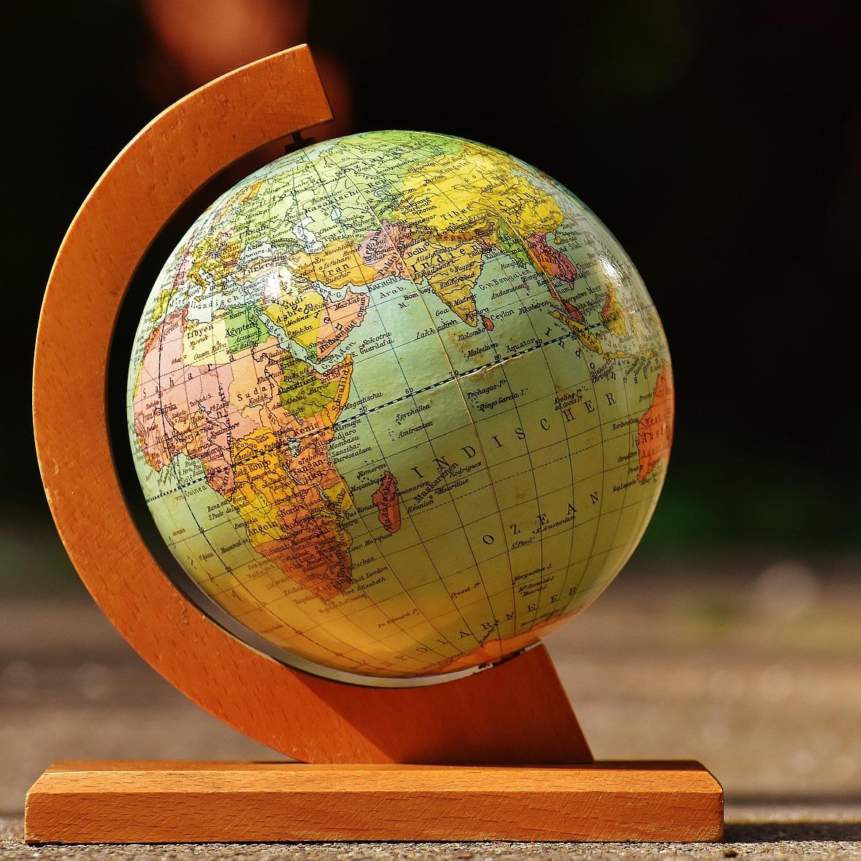 Weltkugel Globus